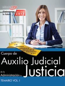 Temarios para auxilio judicial