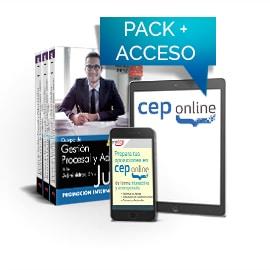 Pack de temarios de gestión procesal promoción interna